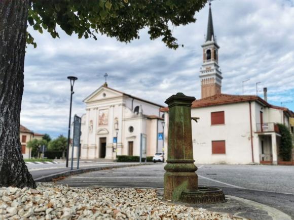 CUCCIOLODiRUSPA | La pompa piazza di Campo San Martino