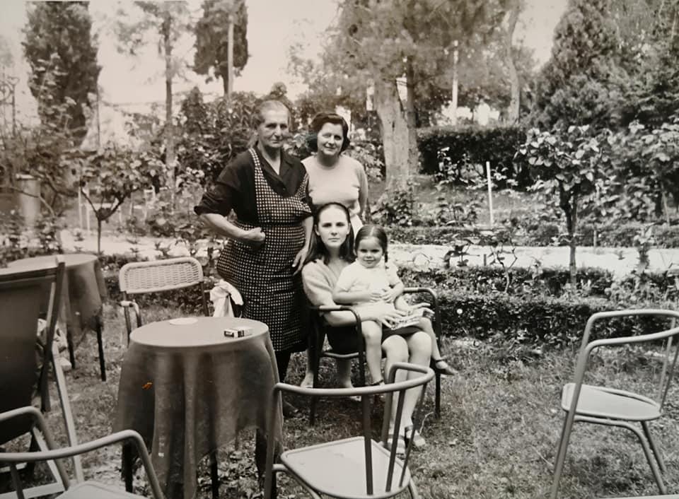 4 donne, 4 generazioni,