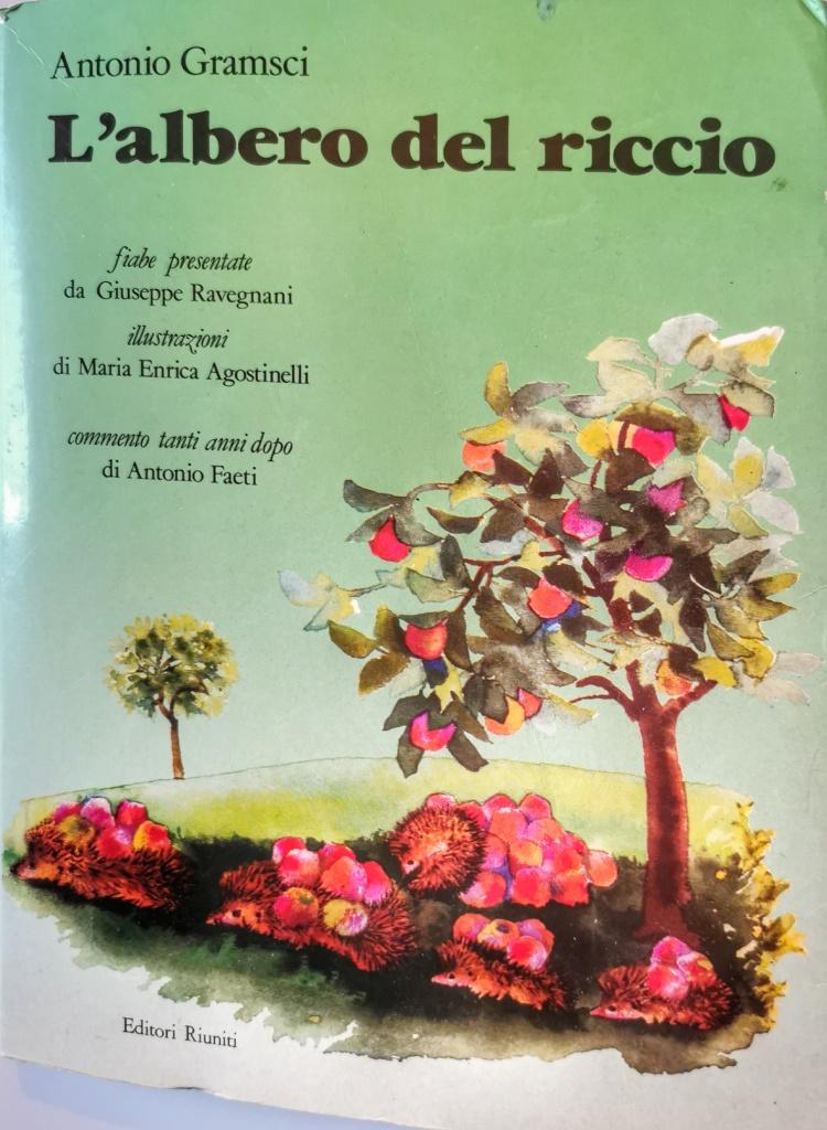 Libro, L'albero del riccio