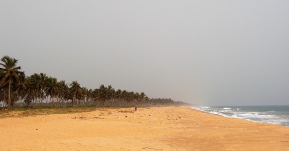 spiaggia a oceano