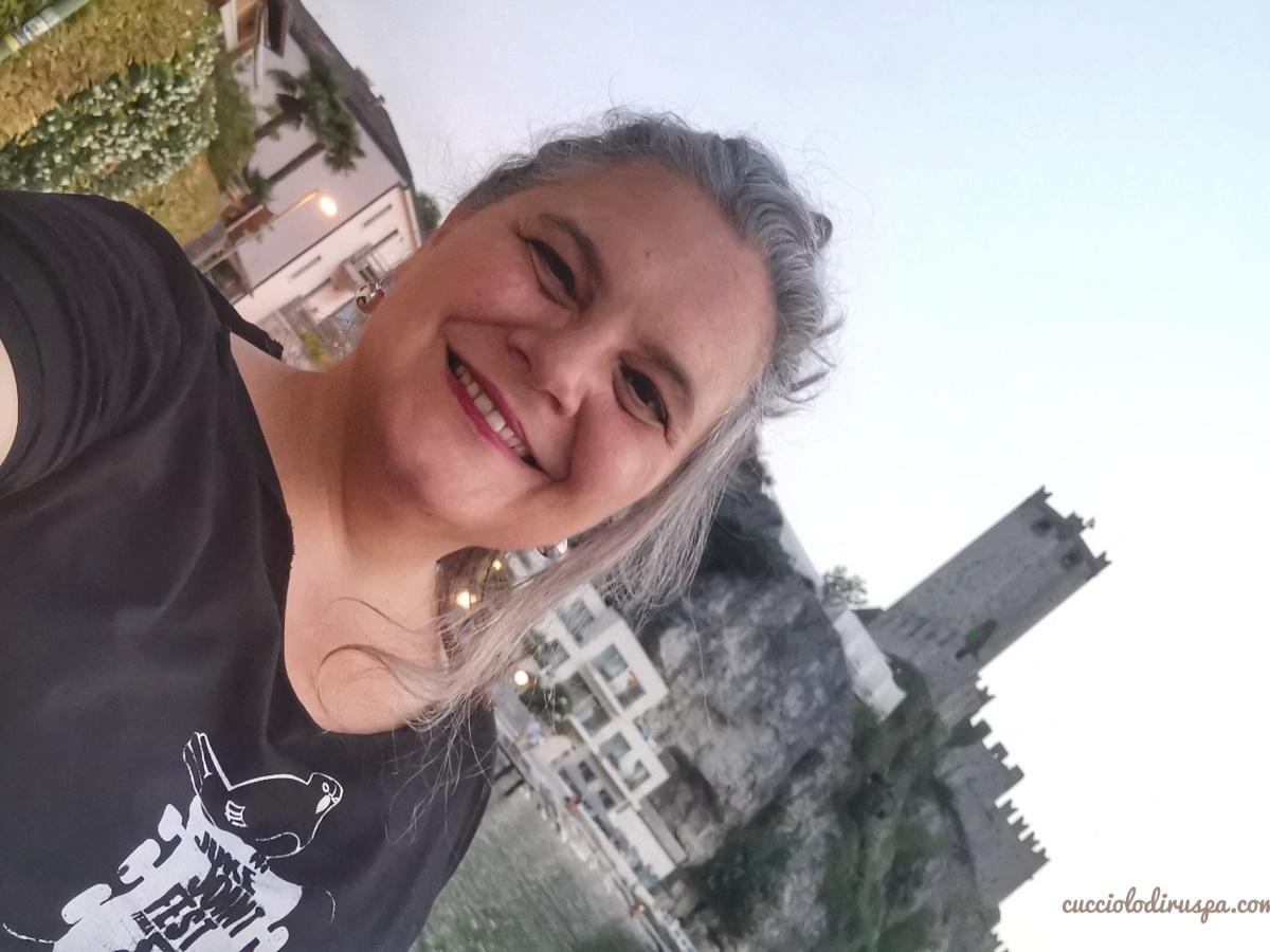 donna e castello